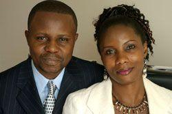 Arnold & Josie Muwonge